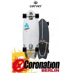 "Carver CI Pod Mod C7 Street Surf Skateboard Complete 29.25"""