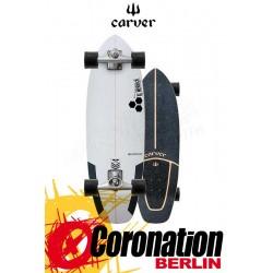 """Carver CI Flyer CX4 Street Surf Skateboard Complete 30.75"""""""
