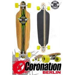 Mindless Savage II Longboard Drop Thru Downhill Cruiser