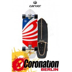 Carver USA Booster CX4 Surfskate Skateboard Complete 30.75""