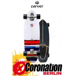 "Carver USA Resin C7 Surfskate Skateboard Complete 32.5"""