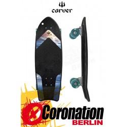 "Carver X Bureo 'The Ahi' Surfskate Skateboard Graphic Grip Tape Complete 27"""