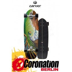 "Carver Greenroom C7 Surfskate Skateboard Complete 33.75"""