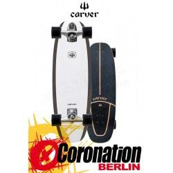 """Carver Proteus C7 Surfskate Skateboard Complete 30"""""""