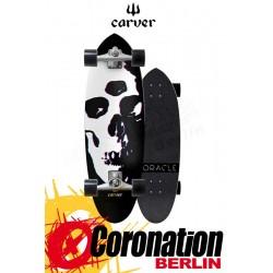 Carver Oracle CX4 Surf Skateboard Komplettboard 31''