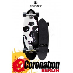 Carver Oracle C7 Surf Skateboard Komplettboard 31''