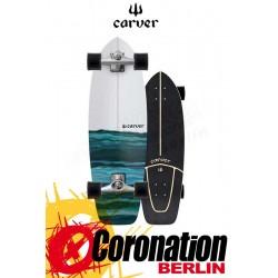 Carver Resin CX4 Surf Skateboard Komplettboard 31''