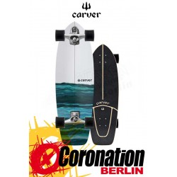 Carver Resin C7 Surf Skateboard Komplettboard 31''