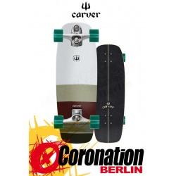 Carver Mini Simms C7 Surf Skateboard Komplettboard 27.5''