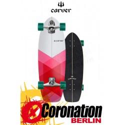 Carver Firefly C7 Surf Skateboard complèteboard 30.25''
