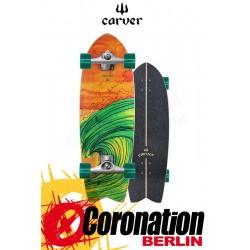 Carver Swallow CX4 Surf Skateboard Komplettboard 29''