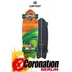 Carver Swallow C7 Surf Skateboard Komplettboard 29''