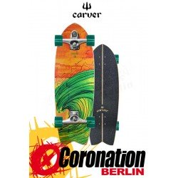 Carver Swallow C7 Surf Skateboard complèteboard 29''