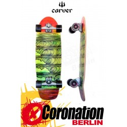 Carver Stacked CX4 Surf Skateboard complèteboard 31.25''