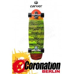 Carver Stacked C7 Surf Skateboard complèteboard 31.25''