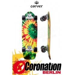 Carver Tye Stick CX4 Surf Skateboard Komplettboard 25.5''