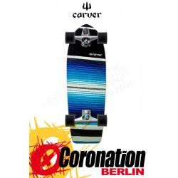 Carver Serape C7 Surf Skateboard Komplettboard 29.75''
