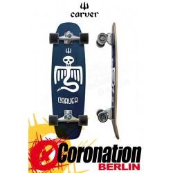 Carver Point Break CX4 Surf Skateboard Komplettboard 33.75''