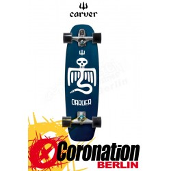 Carver Point Break C7 Surf Skateboard Komplettboard 33.75''