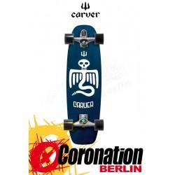 Carver Point Break C7 Surf Skateboard Komplettboard 33.75''