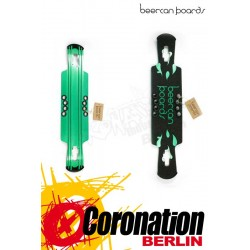 Beercan Kegger Lite Drop Through Longboard Deck green 37""