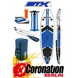 STX Inflatable SUP 9'8″ Freeride SET Stand Up Paddle Board 2018