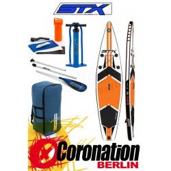 STX Inflatable SUP 11'6'' Tourer SET Stand Up Paddle Board 2018 Orange