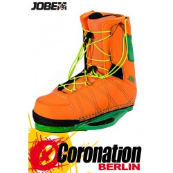 Jobe Legacy Boots Wakeboard Bindung Orange