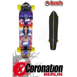 Lush Stallion Longboard complèteboard