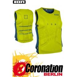 ION Collision Vest 2016 Prallschutzweste Lime