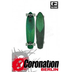 Globe Diamond Wedge Cruiser Longboard Clear Aqua