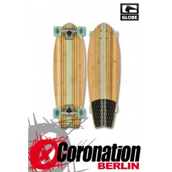 Globe Pin City Bamboo Clear Water/vert Longboard