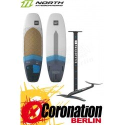 North Hybrid + Speedster GT Combo 2018 Kite Hydrofoil Board SET