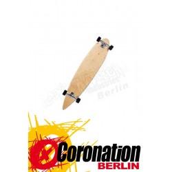 Moose Longboard Pintail Longboard Complete 43x9