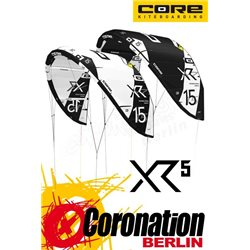 Core XR5 TEST Kite 2018 12qm