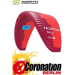 North Ace 2017 TEST Foil Kite 17.5qm