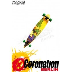 Paradise Longboard Bamboo Geisha Pintail 47,75x9