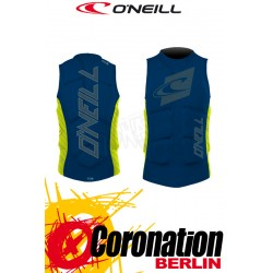 O'Neill Kite/Wake Prallschutzweste Gooru Deepsea/Lime