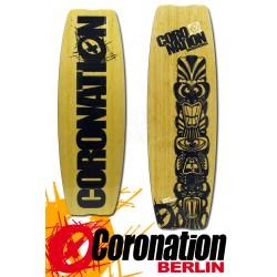Coronation Kiteboard Bamboo Temto 138cm Freeride