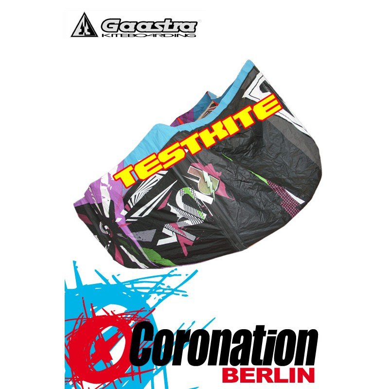 Gaastra Punk Test Kite only 10.0m²