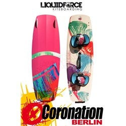 Liquid Force Bliss Kiteboard 2015 mit STL Bindung