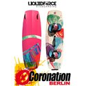 Liquid Force Bliss Kiteboard 2015 avec STL pads et straps