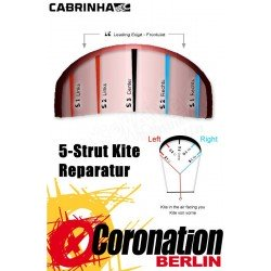 Cabrinha Switchblade 2017 Leading Edge bladder Fronttube