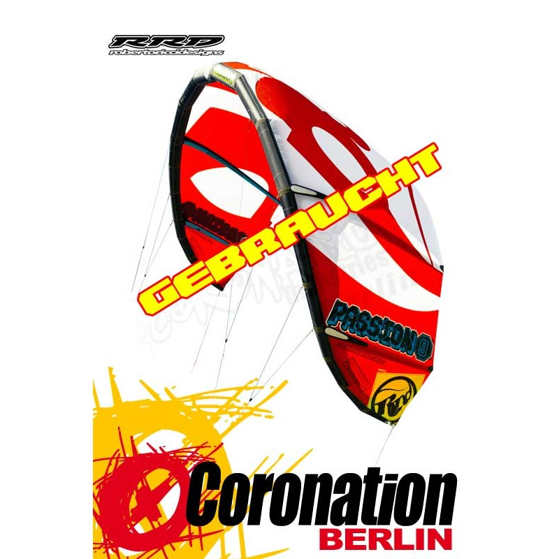 RRD Passion MKV 9qm occasion Kite