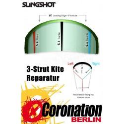 Slingshot Wave SST 2018 Leading Edge bladder Ersatzschlauch