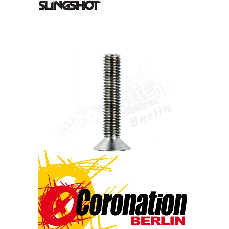 Slingshot Hover Glide M8 x 40mm Titanium Bolt (Tapered)