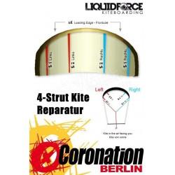 Liquid Force NRG 2014 latte boudin SET