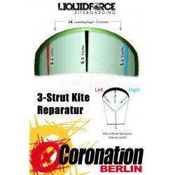 Liquid Force WOW 2017 bladder Ersatzschlauch Fronttube