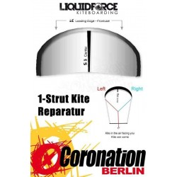 Liquid Force Solo V3 2017 boudin Ersatzschlauch Fronttube