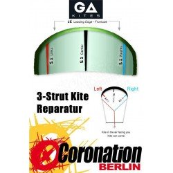 Gaastra Spark 2014 bladder Ersatzschlauch Fronttube